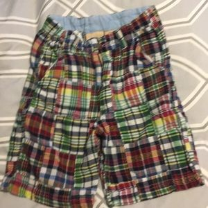 Other - Madras shorts